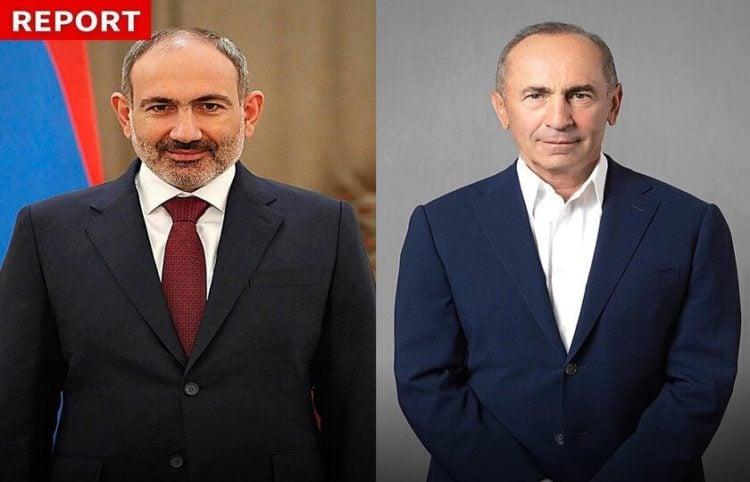 Οι δύο αντίπαλοι των εκλογών (Φωτ.: Zerntok Media)