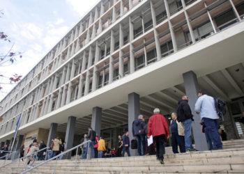 Τα δικαστήρια Θεσσαλονίκης (φωτ. αρχείου: ΑΠΕ ΜΠΕ/ Pixel/ Str)