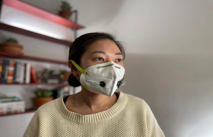 Η μάσκα (φωτ.: media.wyss.harvard.edu)