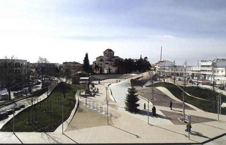 Ο δήμος Θέρμης (φωτ.: Δήμος Θέρμης/ Facebook)