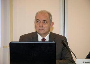 Ο καθηγητής Ευθύμης Λέκκας (φωτ.: ΑΠΕ-ΜΠΕ)