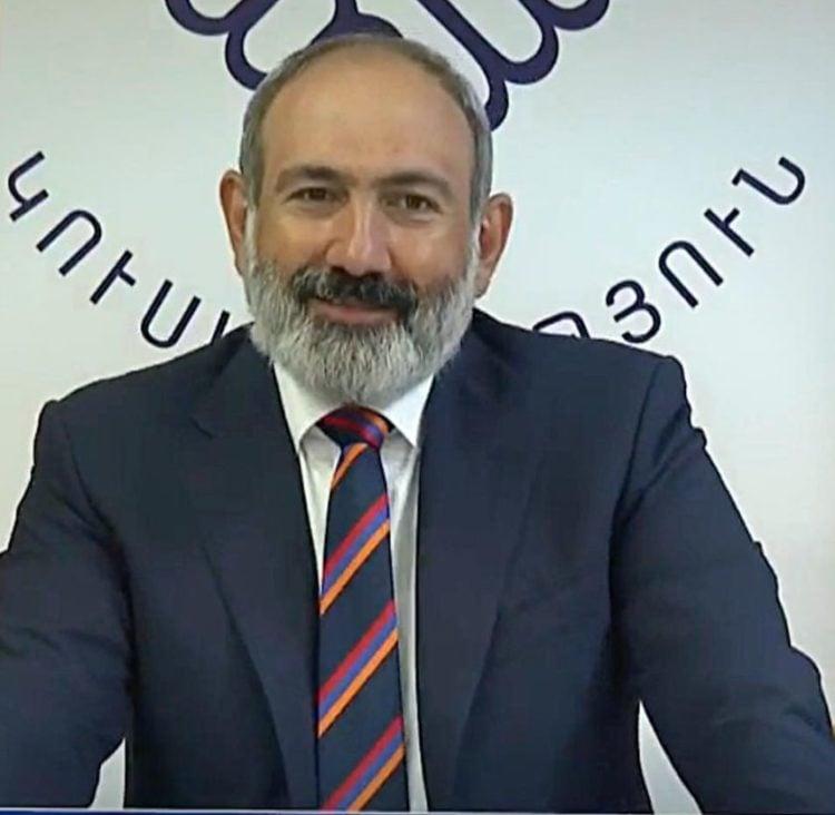 Μεγάλος νικητής των εκλογών στην Αρμενία είναι ο Νικόλ Πασινιάν (φωτ.: Zartonk Media)
