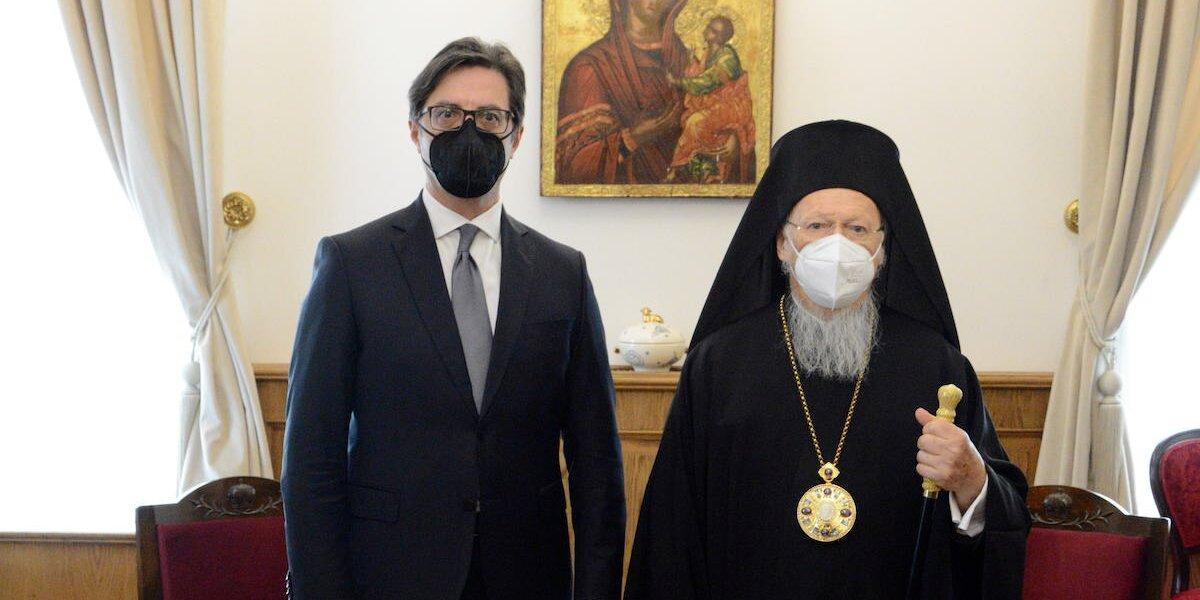(Φωτ.: Νίκος Παπαχρήστου/ Οικουμενικό Πατριαρχείο)