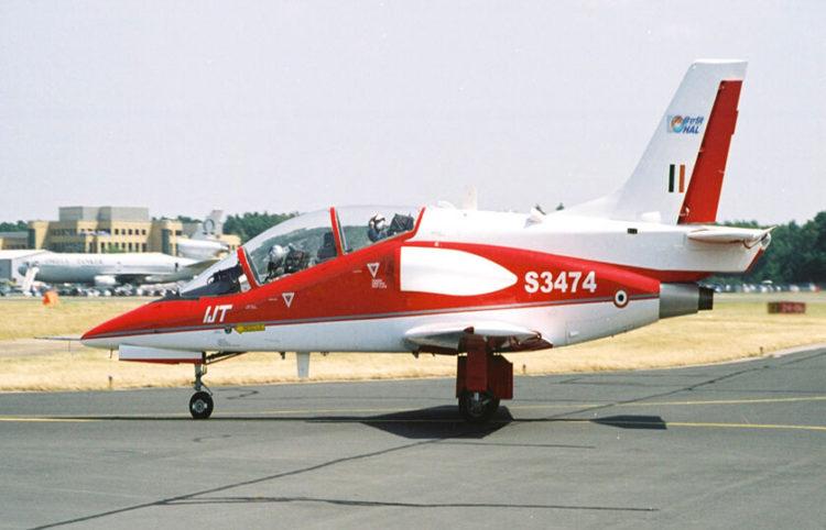 Παράδειγμα εκπαιδευτικού αεροπλάνου (φωτ.: Guinnog)