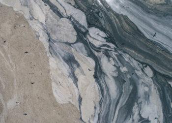 Η θαλάσσια βλέννα (φωτ.: EPA/ Erdem Sahin)
