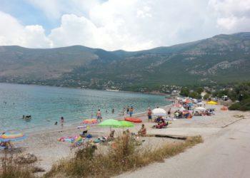 Το Αλεποχώρι, ανάμεσα στις πιο καθαρές παραλίες (φωτό: Pontosnews)