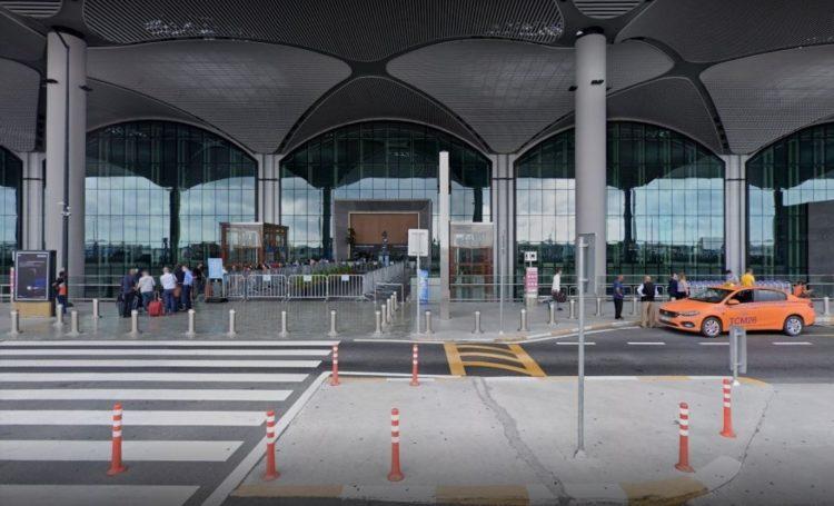 Άποψη του αεροδρομίου της Πόλης (φωτ.: google.com/maps)