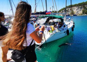 Για άλλες πέντε χώρες αίρονται οι ταξιδιωτικοί περιορισμοί για διακοπές στην Ελλάδα ( φωτ.: ΑΠΕ-ΜΠΕ/ Ευάγγελος Μπουγιώτης)