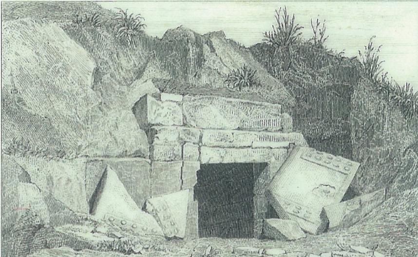 Professor Bidas: Tomb of Alexander the Great's mother was found in Korinos (PHOTOS) 1