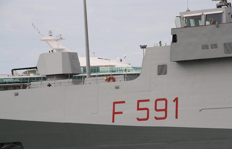 (Πηγή: Πολεμικό Ναυτικό Ιταλίας)