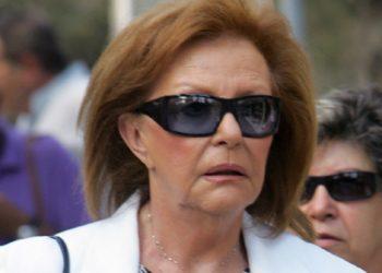 Φωτογραφία αρχείου που εικονίζει την Γκέλυ Μαυροπούλου στις 17 Σεπτεμβρίου 2008 (φωτ.: ΑΠΕ-ΜΠΕ/Συμέλα Παντζαρτζή)