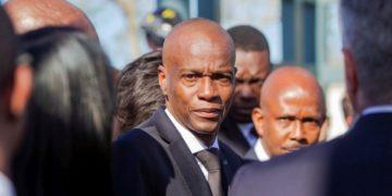 Ο πρόεδρος της Αϊτής Ζοβενέλ Μοΐζ (φωτ.:  EPA/ Jean Marc Herve Abelard)