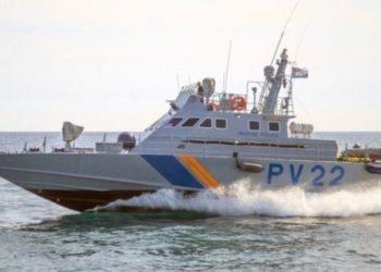 Οι Τούρκοι άνοιξαν πυρ σε Κυπριακό σκάφος του λιμενικού (φωτό:sigmalive)