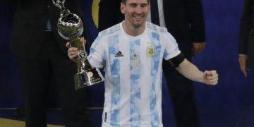 Στιγμιότυπο από το Copa America