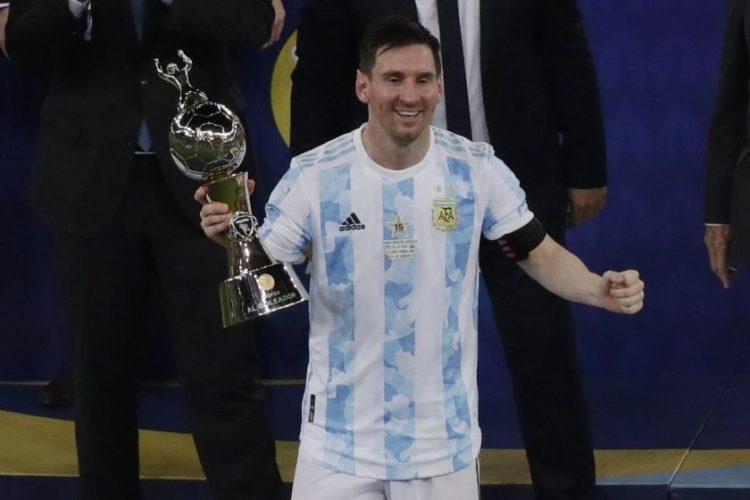 Λιονέλ Μέσι, ο μεγάλος πρωταγωνιστής της κατάκτησης του Copa America για την Εθνική Αργεντινής