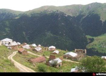 Άποψη της σημερινής Σάντας, όπου το 1875 γεννήθηκε ο Γεώργιος Πατσακίδης (φωτ.: wikimapia.org)