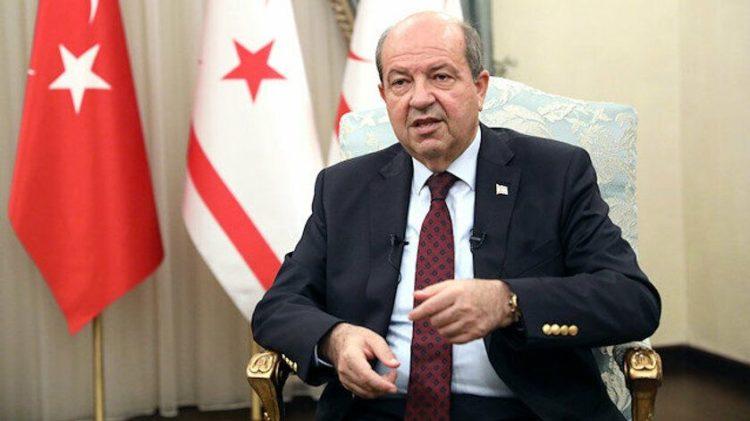 Ο ηγέτης του ψευτοκράτους στη βόρεια Κύπρο Ερσίν Τατάρ (φωτ.: Trskinfo.ru)