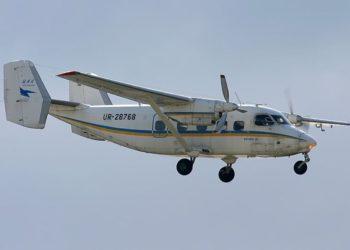 Αεροσκάφος An-28 (Φωτ.: Oleg V. Belyakov - AirTeamImages)