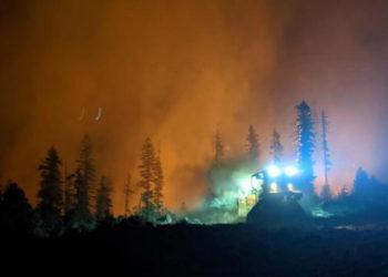 (Φωτ.: EPA/ U.S. Forest Service/ Handout)