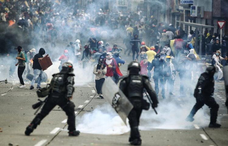 (Φωτ.: EPA/Pablo Rodriguez)