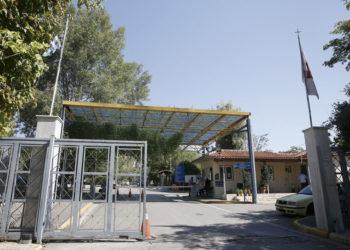 Το Ψυχιατρικό Νοσοκομείο στο Δαφνί (φωτ.: ΑΠΕ-ΜΠΕ/ Αλέξανδρος Βλάχος)