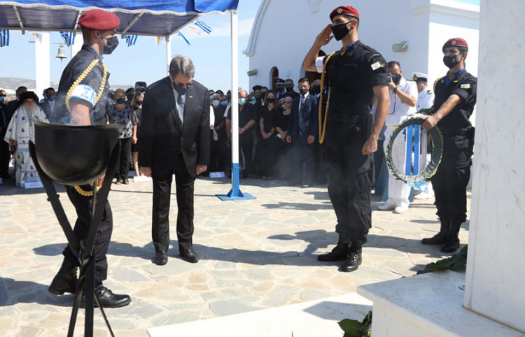 (Φωτ.: Γραφείο Τύπου Προεδρίας / Σταύρος Ιωαννίδης)