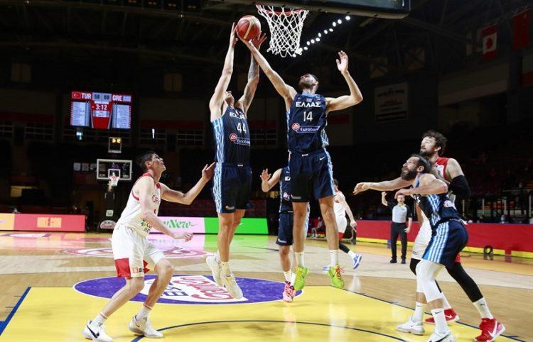 (Φωτ.: Twitter / Hellenic Basketball)