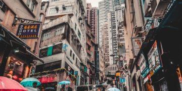 Το Χονγκ Κονγκ (φωτ.: pexels)