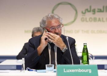 Ο ΥΠΕΞ του Λουξεμβούργου (φωτ.: EPA/ Massimo Percossi)