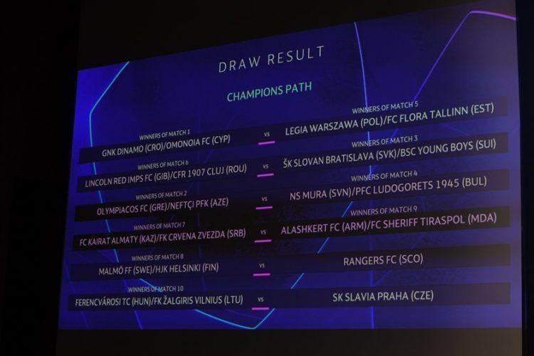 (Φωτ.: Twitter / UEFA Champions League)