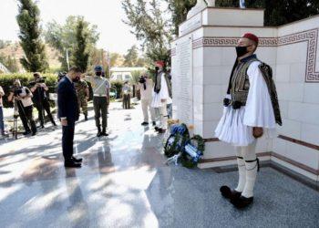 (Φωτ.: Υπουργέιο Εθνικής Άμυνας)