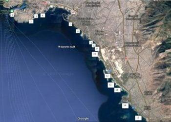 Οι ακατάλληλες παραλίες για κολύμπι, σύμφωνα με μετρήσεις του ΠΑΚΟΕ (ΦΩΤΌ:ΠΑΚΟΕ)