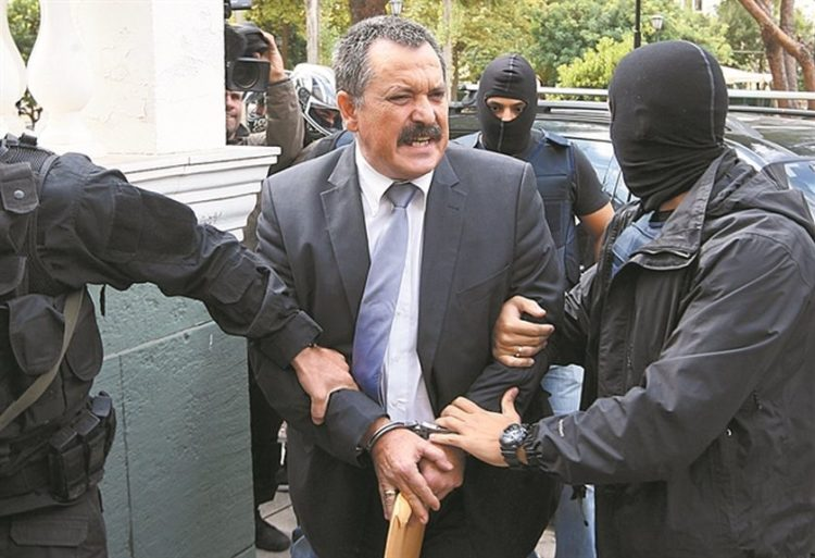 Στα χέρια της αστυνομίας βρίσκεται ο Χρήστος Παπάς