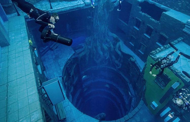 (Φωτ.: Facebook / Deep Dive Dubai)