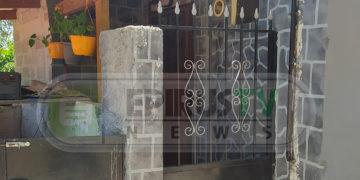 Το σπίτι στο οποίο έμεναν θεία και ανιψιός στη Ρεπετίστη Πωγωνίου (πηγή: epirus-tv-news.gr)