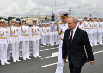 (Φωτ.: EPA / Alexei Nikolsky / Sputnik / Kremlin)