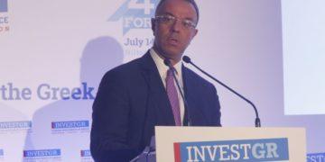 Ρυθμίσεις χρεών σε 36 και 72 μήνες ανακοίνωσε ο Υπουργός Οικονομικών Χρήστος Σταϊκούρας (φωτό: amna/ΑΠΕ-ΜΠΕ)