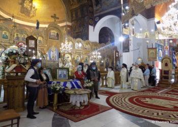 Το κτητορικό μνημόσυνο πραγματοποιείται κάθε χρόνο στο Ιερό Προσκύνημα τηςΠαναγίας Σουμελά στο Βέρμιο (φωτ.: Θωμαΐς Κιζιρίδου)
