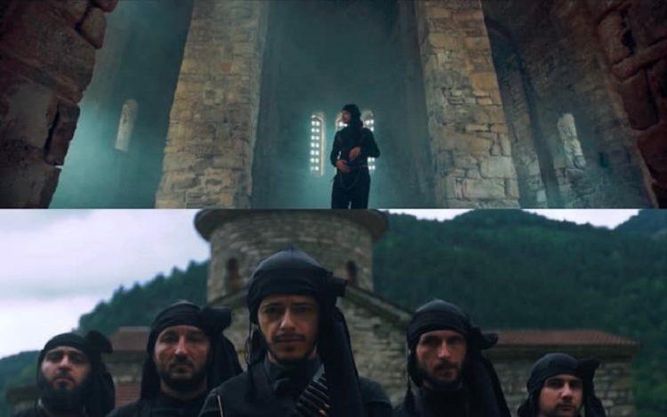 Εικόνα από το βιντεοκλίπ του τραγουδιού (πηγή: YouTube)