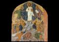 Η Μεταμόρφωση του Σωτήρος σε εικόνα του 1600. Μουσείο Μπενάκη (πηγή: Wikipedia)