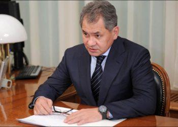 Ο Ρώσος υπουργός Άμυνας Σεργκέι Σοϊγκού (φωτ.: Serbia.com)