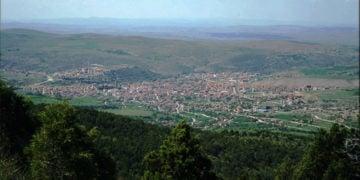 Άποψη της πόλης Ακ Νταγ Ματέν (πηγή: akdagRehberi)
