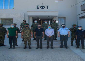 (Φωτ.: Υπουργείο Προστασίας του Πολίτη)