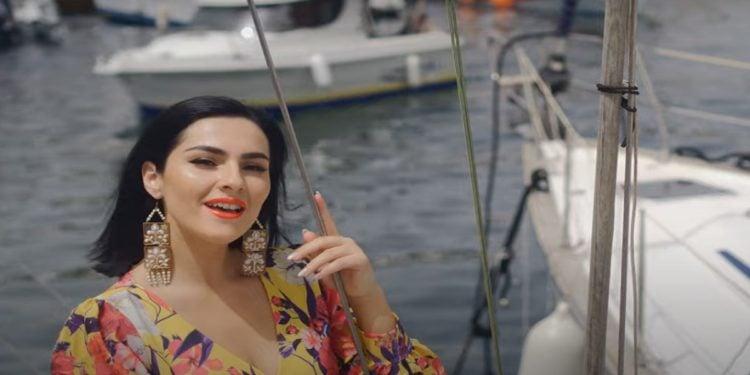 Η Μαριάννα Γεωργιάδου (πηγή: YouTube)