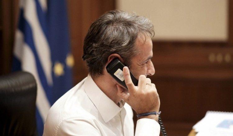 (Φωτ.: Γρ. Τύπου Πρωθυπουργού/ Δημήτρης Παπαμήτσος)