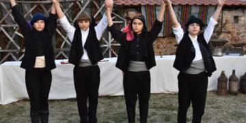 Μαθητές από το 2ο Δημοτικό Σχολείο Σιδηροκάστρου που συμμετείχαν στο διαγωνισμό του 2020 με την ταινία «Αϊλί εμέν»