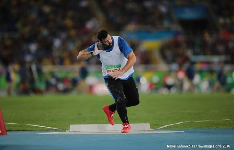 (Φωτ.: Νίκος Καρανικόλας / Ελληνική Παραολυμπιακή Επιτροπή)
