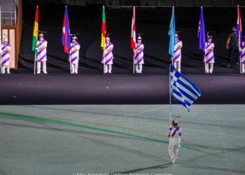 (Φωτ.: Ελληνική Παραολυμπιακή Επιτροπή / Νίκος Καρανικόλας)