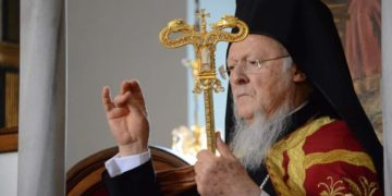 Ο Οικουμενικός Πατριάρχης Βαρθολομαίος (φωτ.: Nikos-Giorgos Papachristou/ Ecumenical Patriarchate)