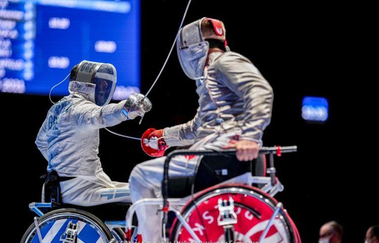 (Φωτ.: Νίκος Καρανικόλας / Hellenic Paralympic Committee)